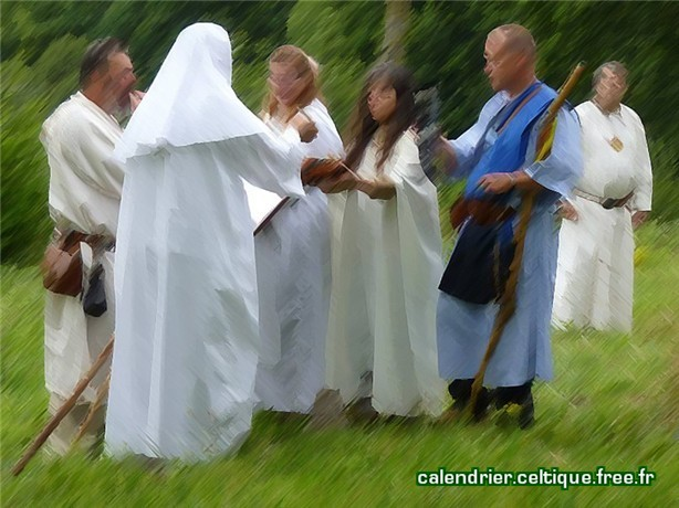 Rencontres druidiques
