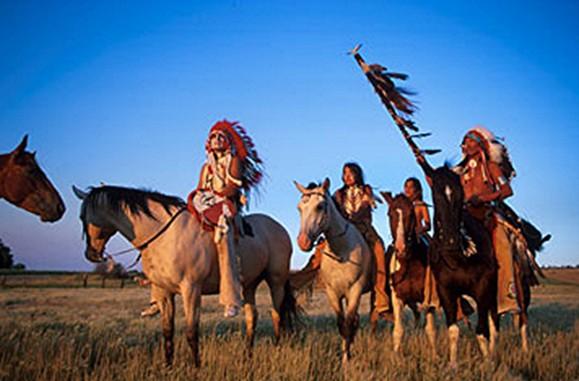 Messages Des Indiens D Amerique Au Monde Occidental